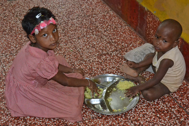 US Based charity helping the Indian Street Children