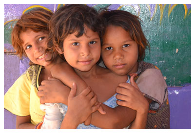 el shaddai child rescue usa - slum children